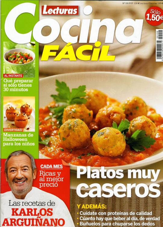 Cocina Fácil nº 155