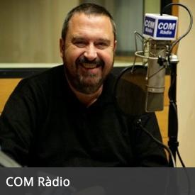 COM Ràdio - Entrevista amb Jordi Estadella