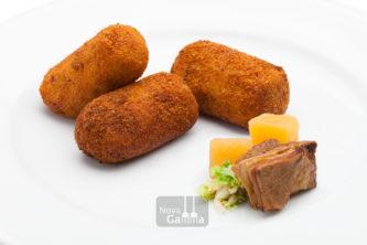 Croquetes de Cuit de precuinats gourmet Nova Gamma - productes de quinta gamma