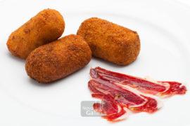 Precocinados - Croquetas de Jamón Ibérico