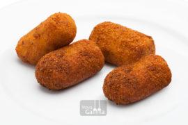 Precocinados - Croquetas de Jamón Ibérico y Pollo