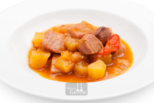 Marmitako de Atún con Patatas - Precocinados de pescado