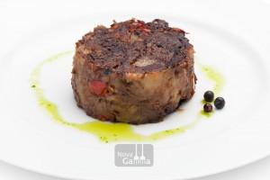 Saltejat de Morcilla amb Patata de la tenda online de precuinats gourmet Nova Gamma
