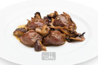 comprar Sorpresa de Ibèric amb Reducció de Porto - Precuinats gourmet de nova gamma