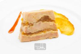 Precocinados - Tarrina de Foie Micuit con Frutas caramelizadas