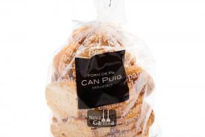 Precociandos - Tostas de Pan al Horno de Leña