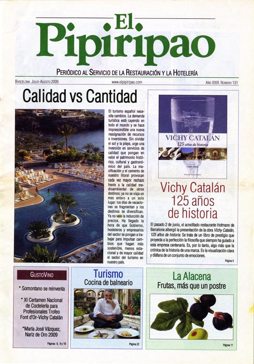 El Pipiripao Julio-Agosto 2009