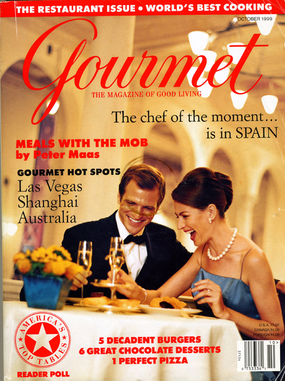 Gourmet Octubre 1999