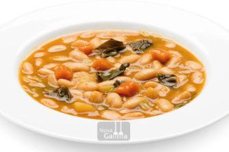 Mongetes Blanques amb Miso i Verdures - plat precuinats de Nova Gamma