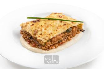 lasanña boloñesa vegetariana vegano