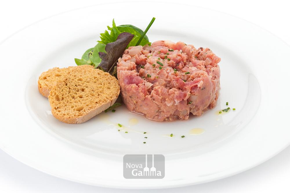 Tartar de Atún - Nova Gamma - platos preparados y quinta gama