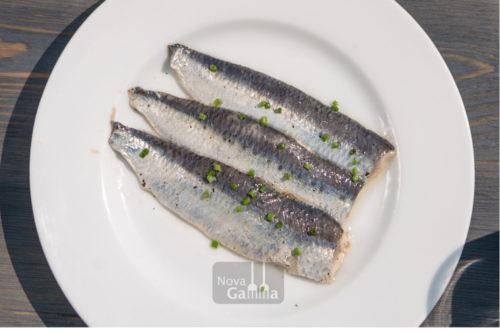 Sardina Fumada - Sardines Fumades
