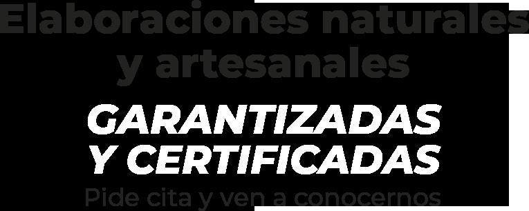 Nova Gamma - Quinta gama para restaurantes, elaboraciones naturales y artesanales